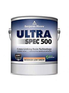 BENJAMIN MOORE ULTRA SPEC 500 INTERIOR LOW SHEEN GALLON