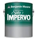 BENJAMIN MOORE N314 1X 004 WB SATIN IMPERVO   -BASE 1 -- QT
