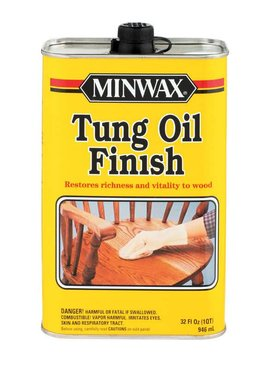 MINWAX MINWAX  TUNG OIL FINISH CLEAR 67500 - QT