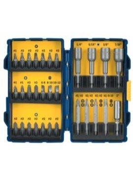 IRWIN 357030 SCREWDRIVER BIT SET30PC