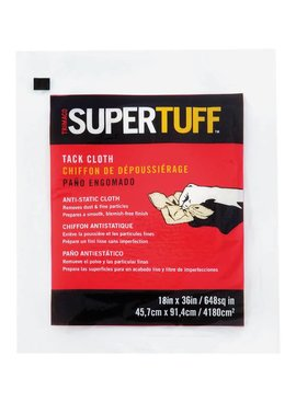 "TUFCO 10524 4-1/2"" SQ FT TACK CLOTH"