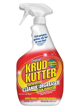 KRUD KUTTER CLEANER DEGREASER