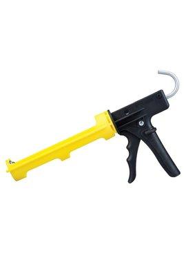 YELLOW 10oz COMPOSITE DRIPLESS CAULKING GUN