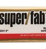 """WOOSTER BRUSH COMPANY 9"""" SUPER/FAB ROLLER CVR 3/4"""" NAP - FLAT PAINTS, STAINS"""