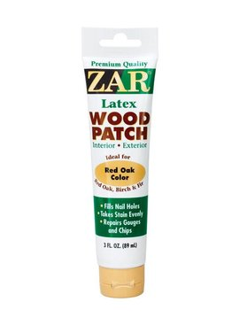 UGL LABS INC ZAR Wood Patch 310 Red Oak - 3 OZ tubes