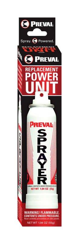 PREVAL 268 EXTRA POWER  UNIT 95268