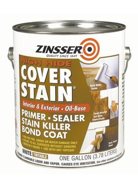 RUST-OLEUM CORPORATION HIGH HIDE COVER-STAIN 03 551 VOC OIL-BASE PRIMER - GAL