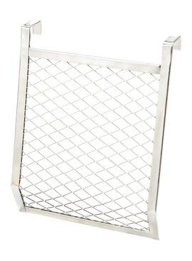 2 GALLON METAL BUCKET GRID