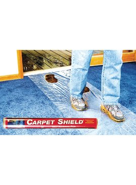"CARPET SHIELD  24""X50' SURFACE SHIELDS"
