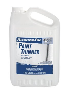 RECOCHEM-PRO PAINT THINNER 1 GAL.