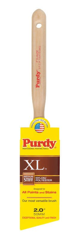 PURDY 2'' XL-GLIDE ANGULAR TRIM BRUSH