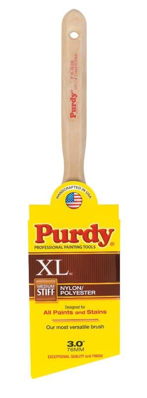 PURDY 3'' XL-GLIDE ANGULAR TRIM BRUSH