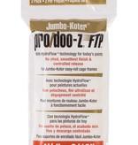 WOOSTER BRUSH COMPANY 4 1/2'' PRO/DOO-Z FTP JUMBO-KOTER 2/PK ROLLER COVER 3/16'' NAP