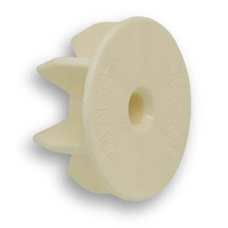WOOSTER BRUSH COMPANY 1-1/2'' POLY ENDCAPS FOR ROLLER COVERS