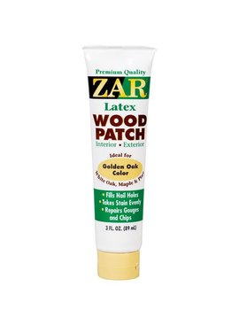 UGL LABS INC ZAR Wood Patch #314 Golden Oak - 3 OZ tubes