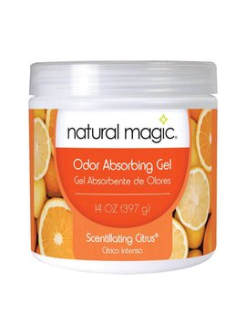 4119D 14 OZ CITRUS SCENTED ODOR ABSORBING GEL