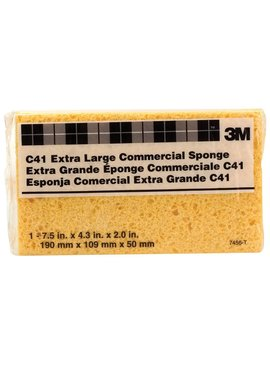 6X4-1/4X1-5/8 LARGE COMMERCIAL SPONGE
