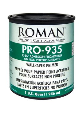 WALL PRIMER CLEAR 1QT