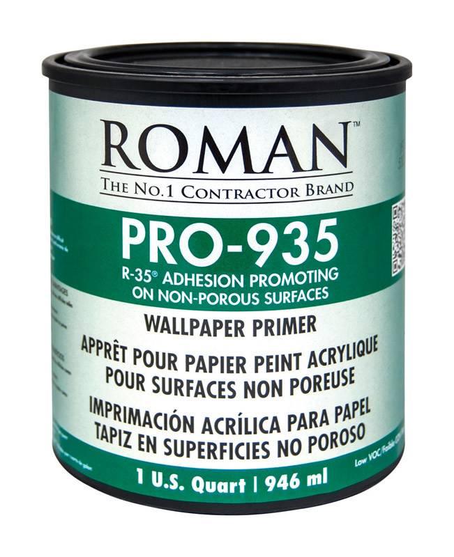 Roman Pro 935 R 35 Heavy Duty Latex Primer Qt