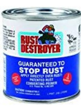 RUST DESTROYER METAL PRIMER HALF PINT