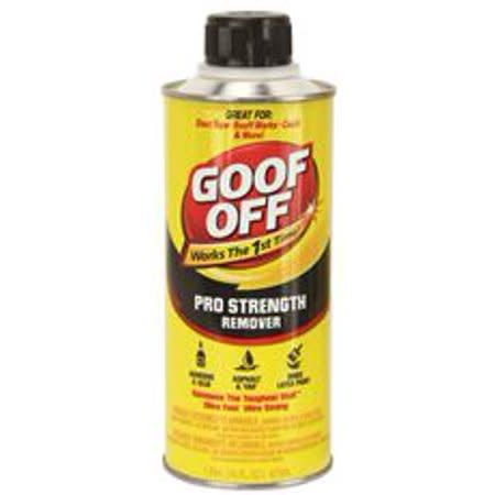 GOOF OFF  16 OZ LATEX PAINT REMOVER - EACH