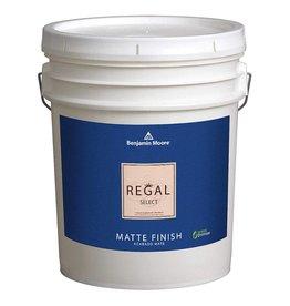 Benjamin Moore Regal Select Matte Base 1 5 Gal