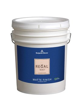 BENJAMIN MOORE 0548 005 REGAL SELECT MATTE - 5 GAL