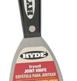 HYDE TOOLS HYDE 02350 3'' BLACK & SILVER FLEX JOINT KNIFE - EACH