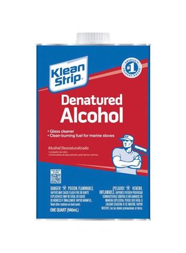 QT KLEAN-STRIP S-L-X DENATURED ALCOHOL