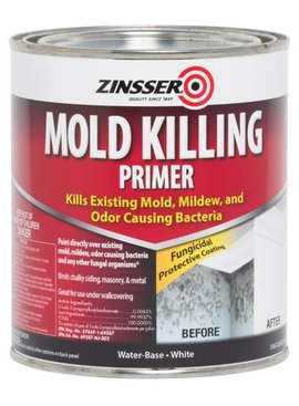 RUST-OLEUM CORPORATION Mold KIlling Primer--QT