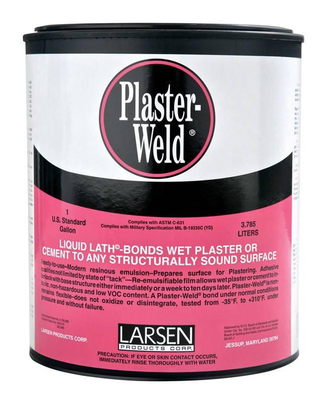 LARSEN PLASTERWELD GAL SIZE BONDING AGENT