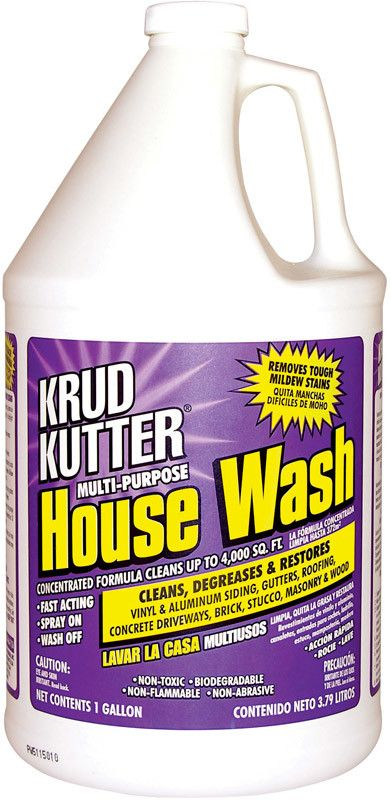 KRUD KUTTER PREMIUM HOUSE WASH CONCENTRATE GALLON