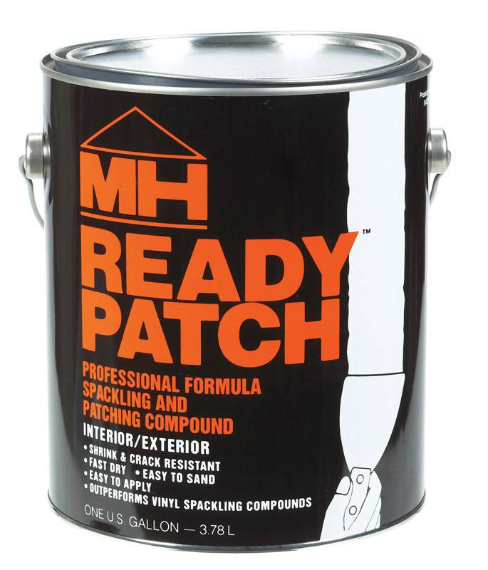 RUST-OLEUM CORPORATION GAL READY PATCH PROFESSIONAL FORMULA SPACKLING & PATCHING CMPD