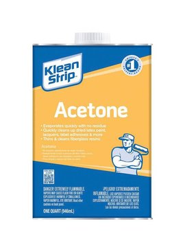 QT KLEAN-STRIP ACETONE