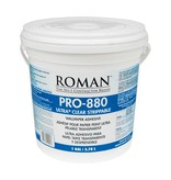 ULTRA  PRO-880 CLEAR STRIPPABLE ADHESIVE - GALLON
