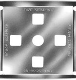HYDE TOOLS HYDE 11130 2-1/2'' LIFETI ME 4-EDGE SCRAPER BLADE - EACH
