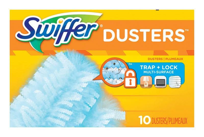 SWIFFER DUSTER REFILL 10CT