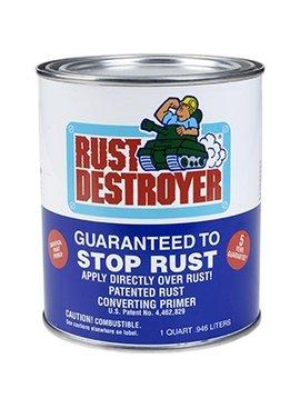 RUST DESTROYER 73004RD METAL PRIMER QT