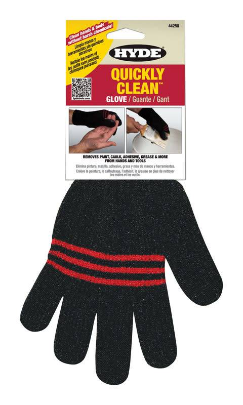 HYDE TOOLS HYDE QUICKLY CLEAN GLOVE