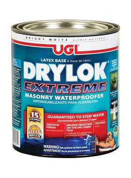 UGL LABS INC Drylok  Extreme White Latex WP- GAL