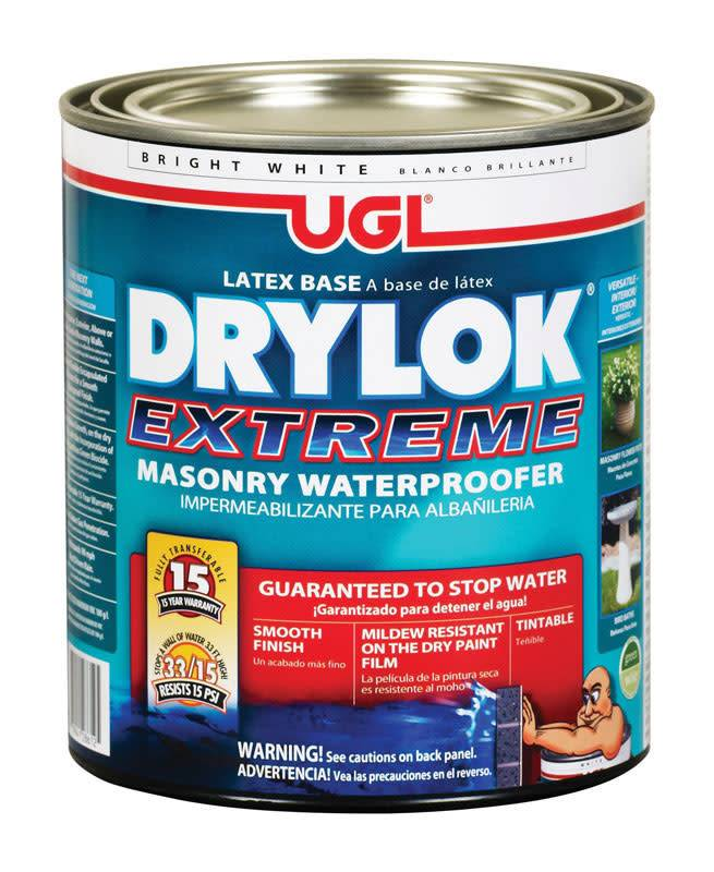 UGL LABS INC Drylok  Extreme White Latex WP- GAL