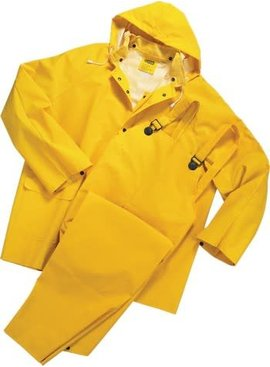 West Chester 44035-L 35mil Rainsuit