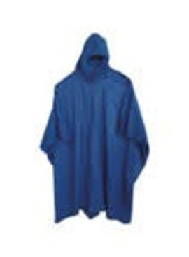 "BLUE PONCHO 52""X80"" 10MM"