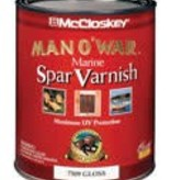 Man O War Spar Varnish Gloss Finish QT