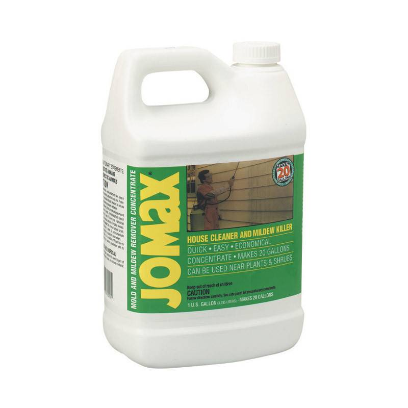RUST-OLEUM CORPORATION JOMAX MILDEWCIDE CONCENTRATE - GAL