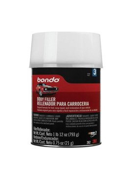 Bondo PN0262 Body Filler QT