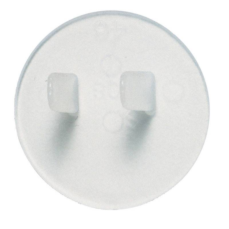 LEVITON CLEAR SAFETY CAPS - 12777