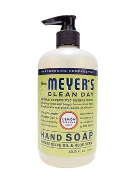 MRS. MEYERS 12.5OZ LIQUID HAND SOAP Lemon Verbena Scent