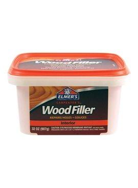 ELMER'S E842L INTERIOR WOOD FILLER - QT