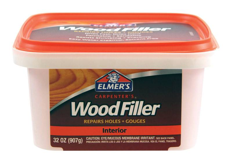 ELMER'S E842L INTERIOR WOOD FILLER - QT